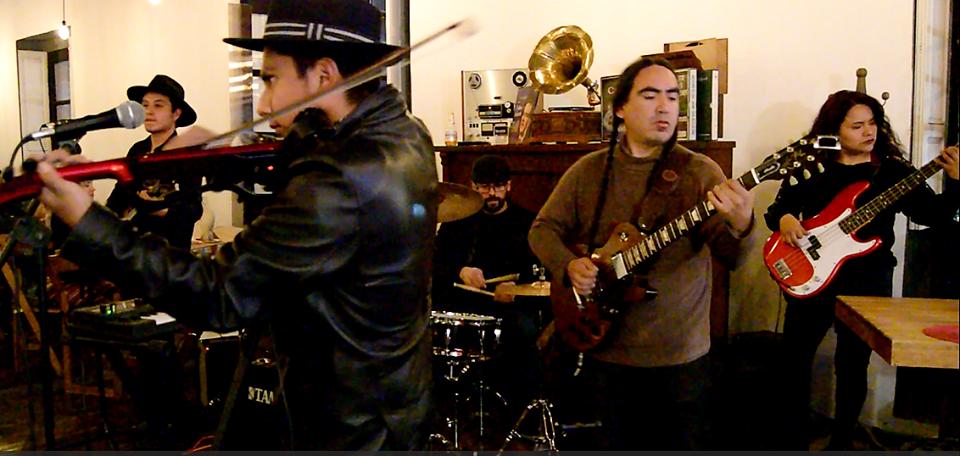 Tlanixco Blues